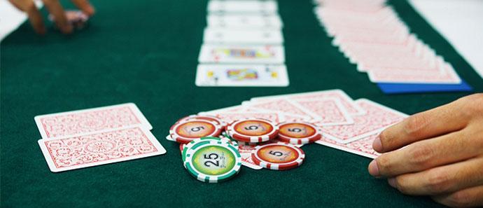 カジノで人気なポーカー