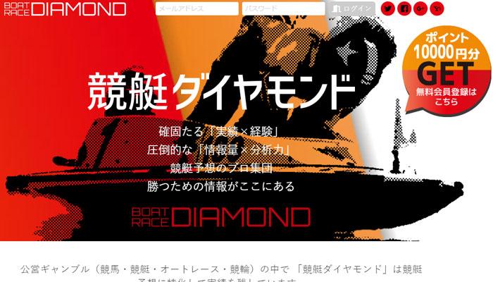 競艇ダイヤモンドのスクリーンショット画像